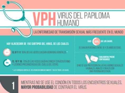 virus del papiloma humano transmision)
