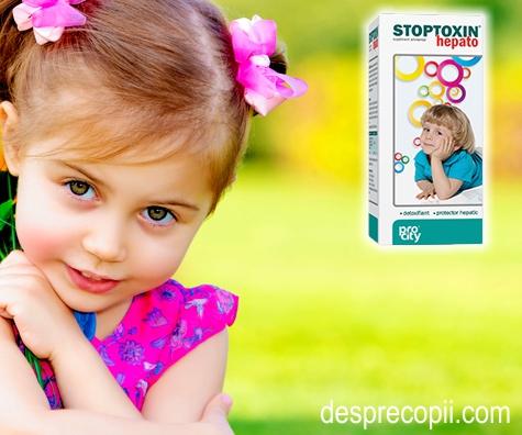 detoxifiere la copii)