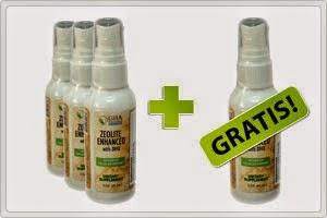 detoxifiere cu zeolit)