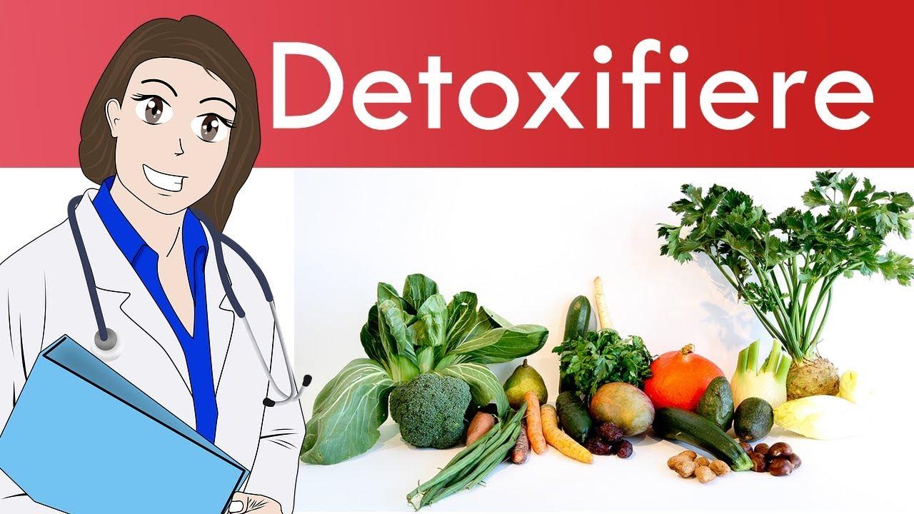 Metode de detoxifiere. Detoxifierea prin metode naturale