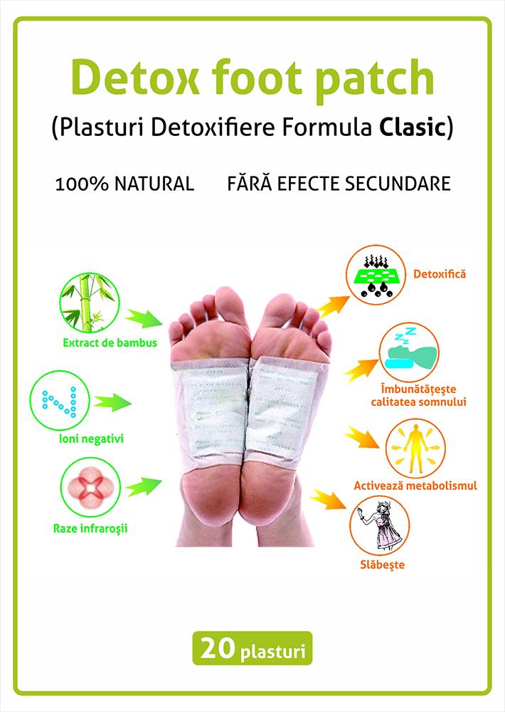 plasturi detoxifiere picioare)