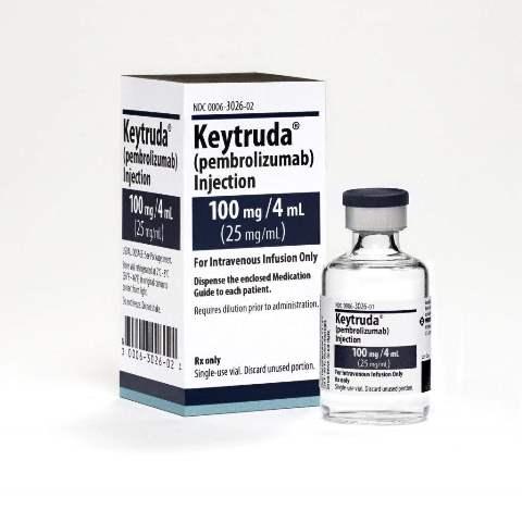 endometrial cancer pembrolizumab)