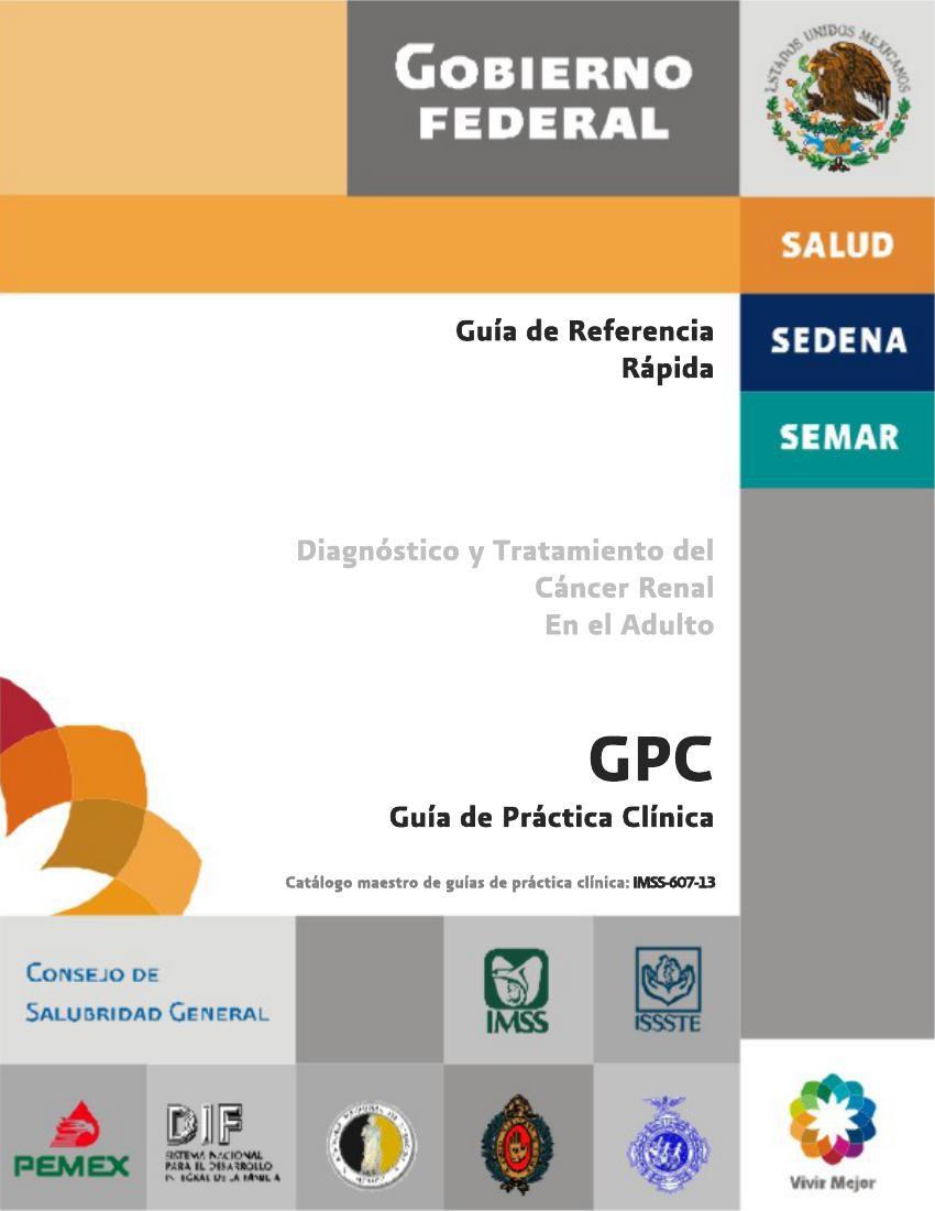 cancer renal gpc rapida