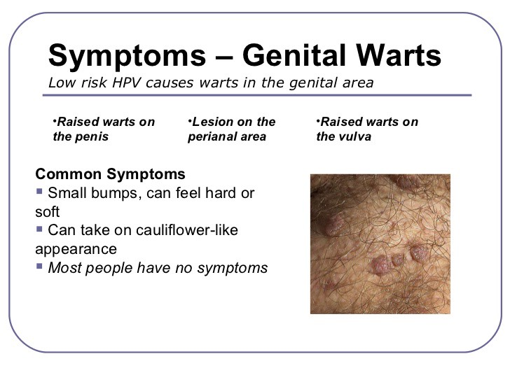 hpv warts prognosis)