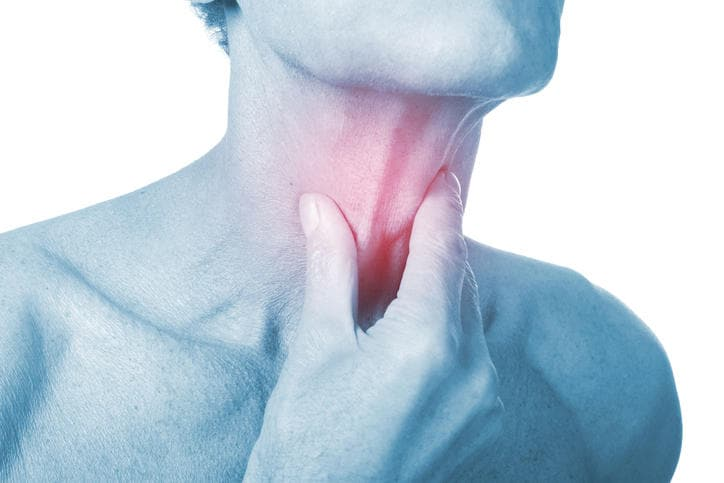 cancro alla gola papilloma virus