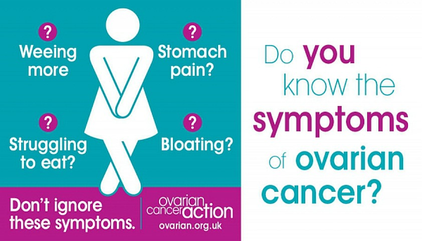 ovarian cancer month)