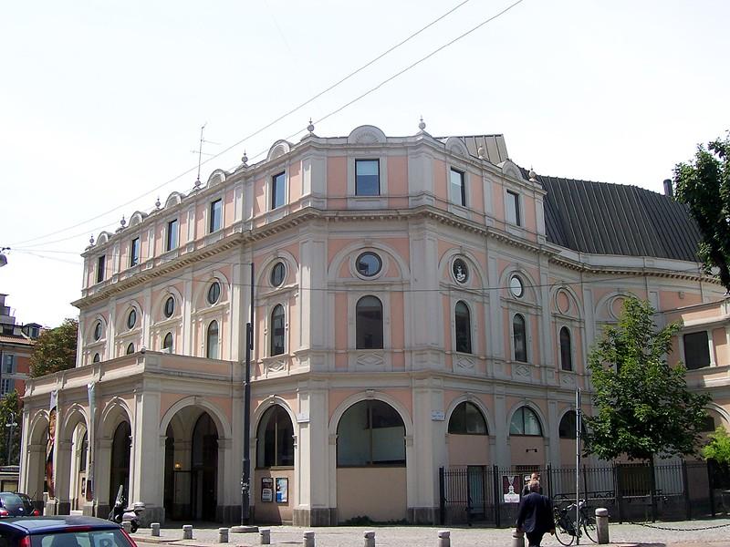 Ludovico Einaudi at Teatro Dal Verme
