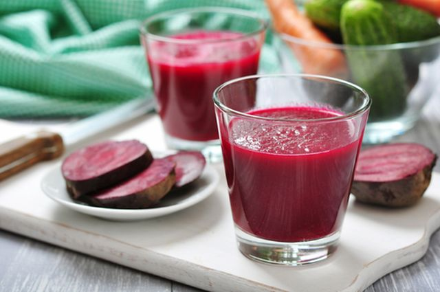 detoxifierea organismului cu sfecla rosie)