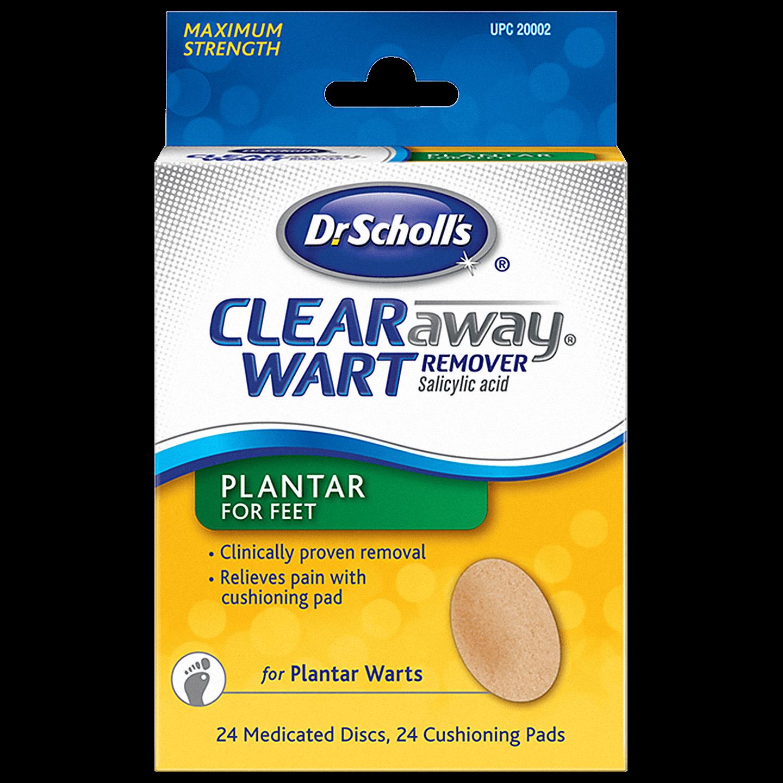 wart on foot cream)