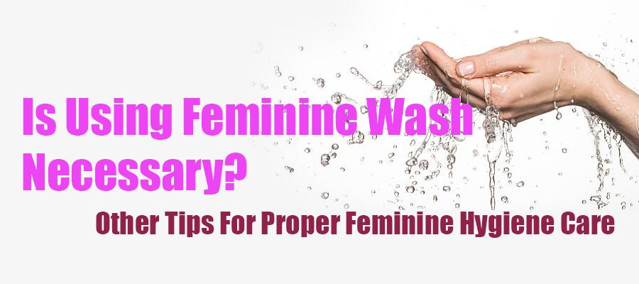 cancer feminine hygiene products)
