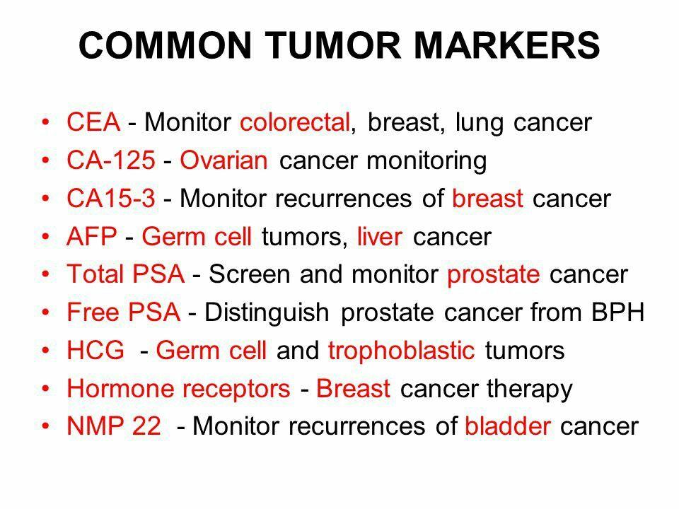 hepatic cancer marker)