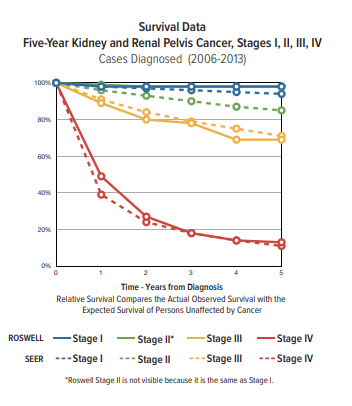 renal cancer survival rates