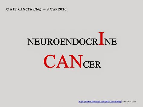 neuroendocrine cancer disability)
