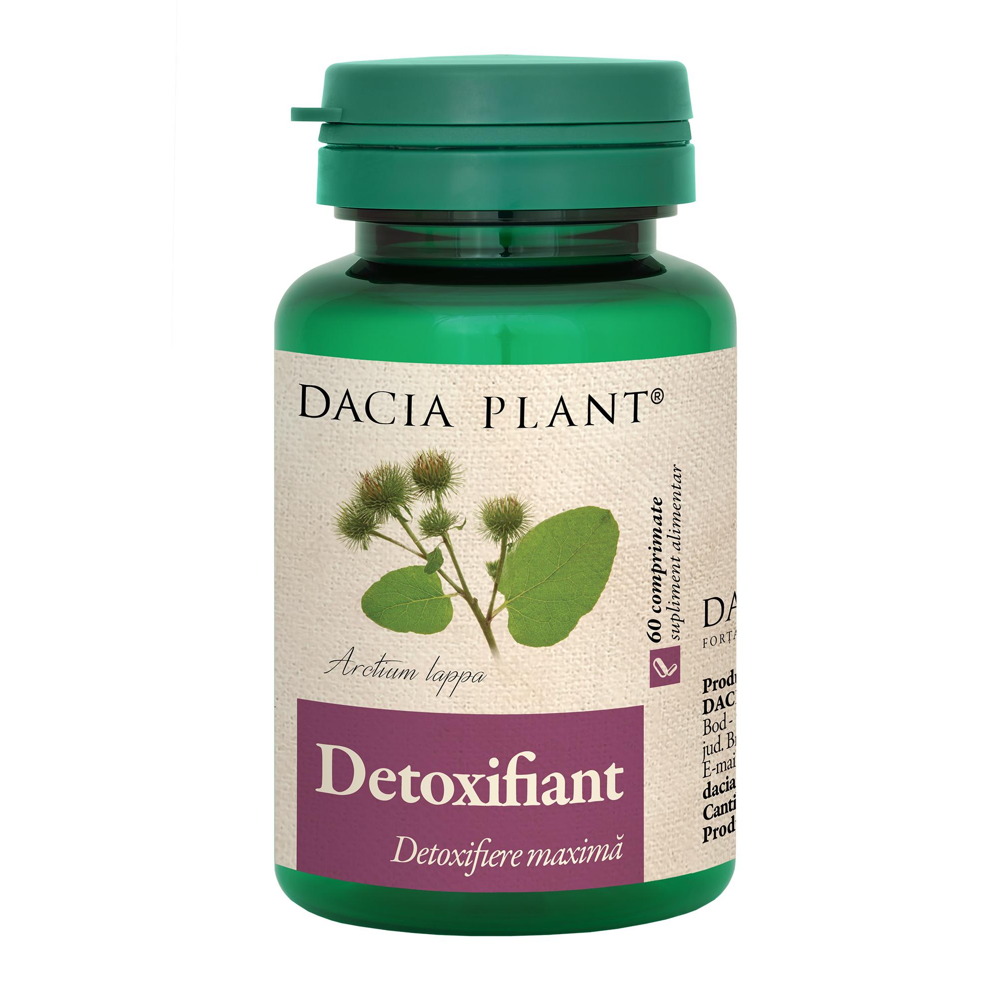 pastile pentru detoxifiere)