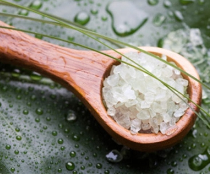 detoxifierea colonului sare amara)
