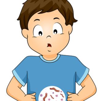 Limbricii la copii – ce semne are un copil infectat și ce tratament este eficient
