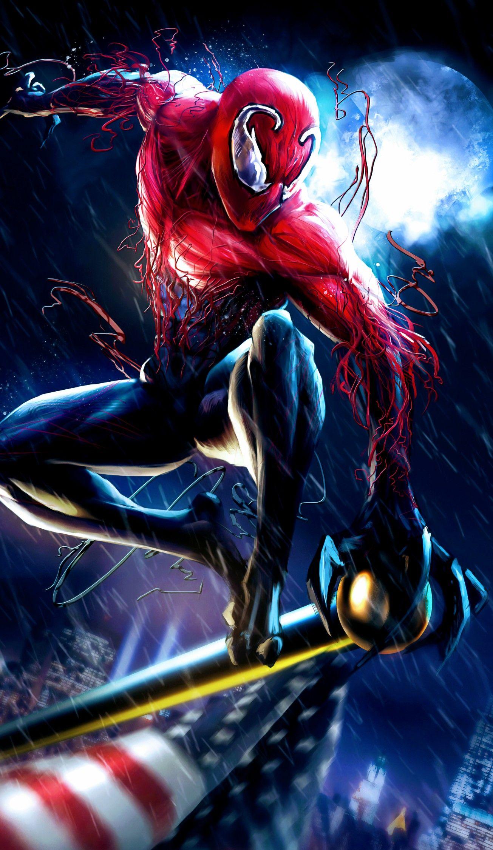 toxine spiderman)