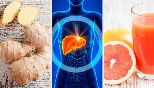 detoxifiere ficat pancreas