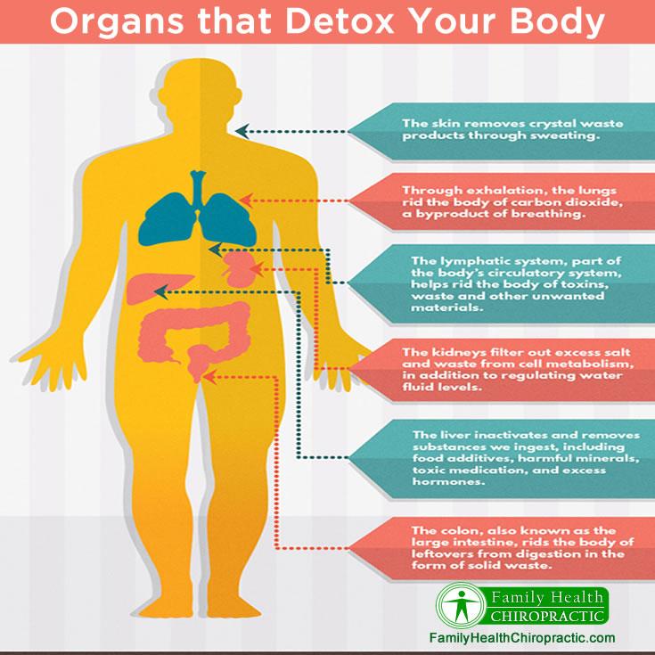 toxine in the body)