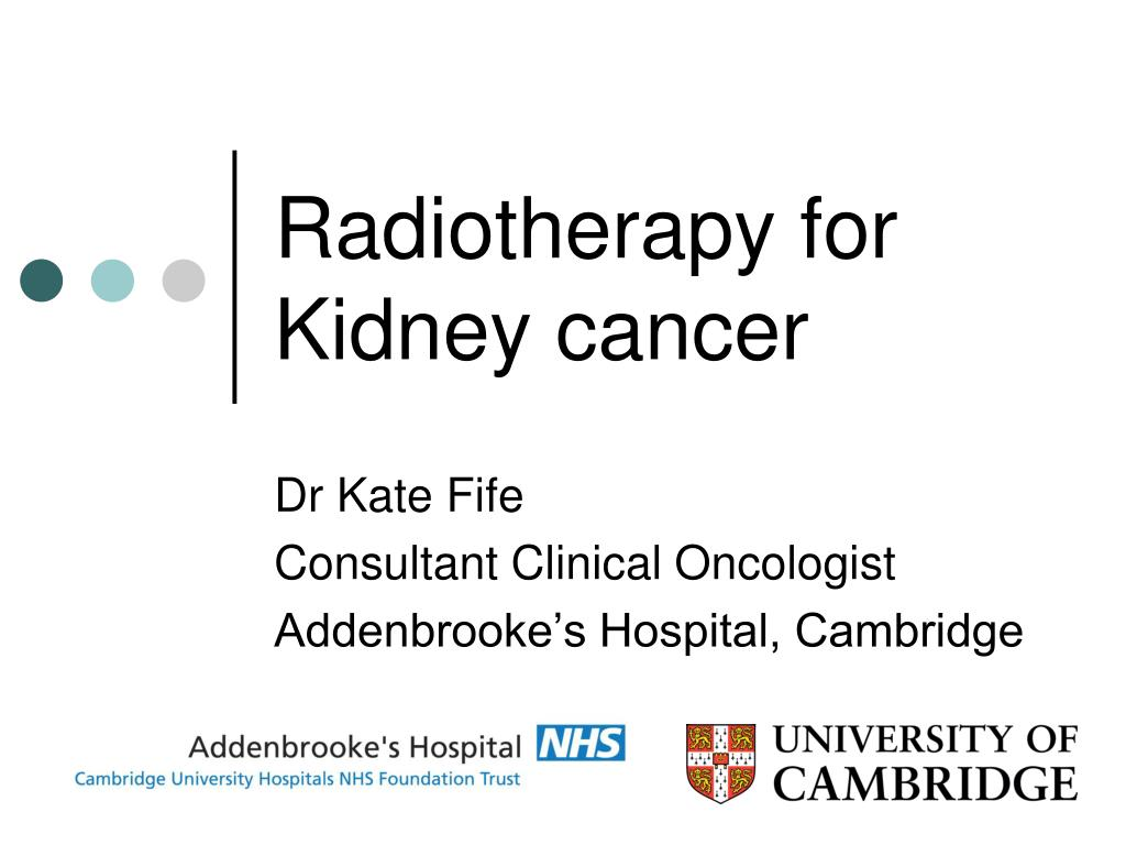 cancer renal ppt