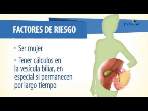 cancer vesicula biliar causas