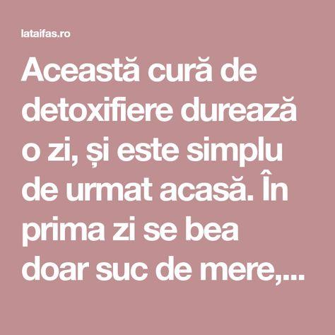 detoxifiere bila