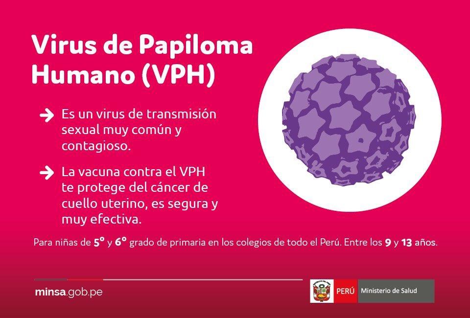 vacuna papiloma cancer uterino)