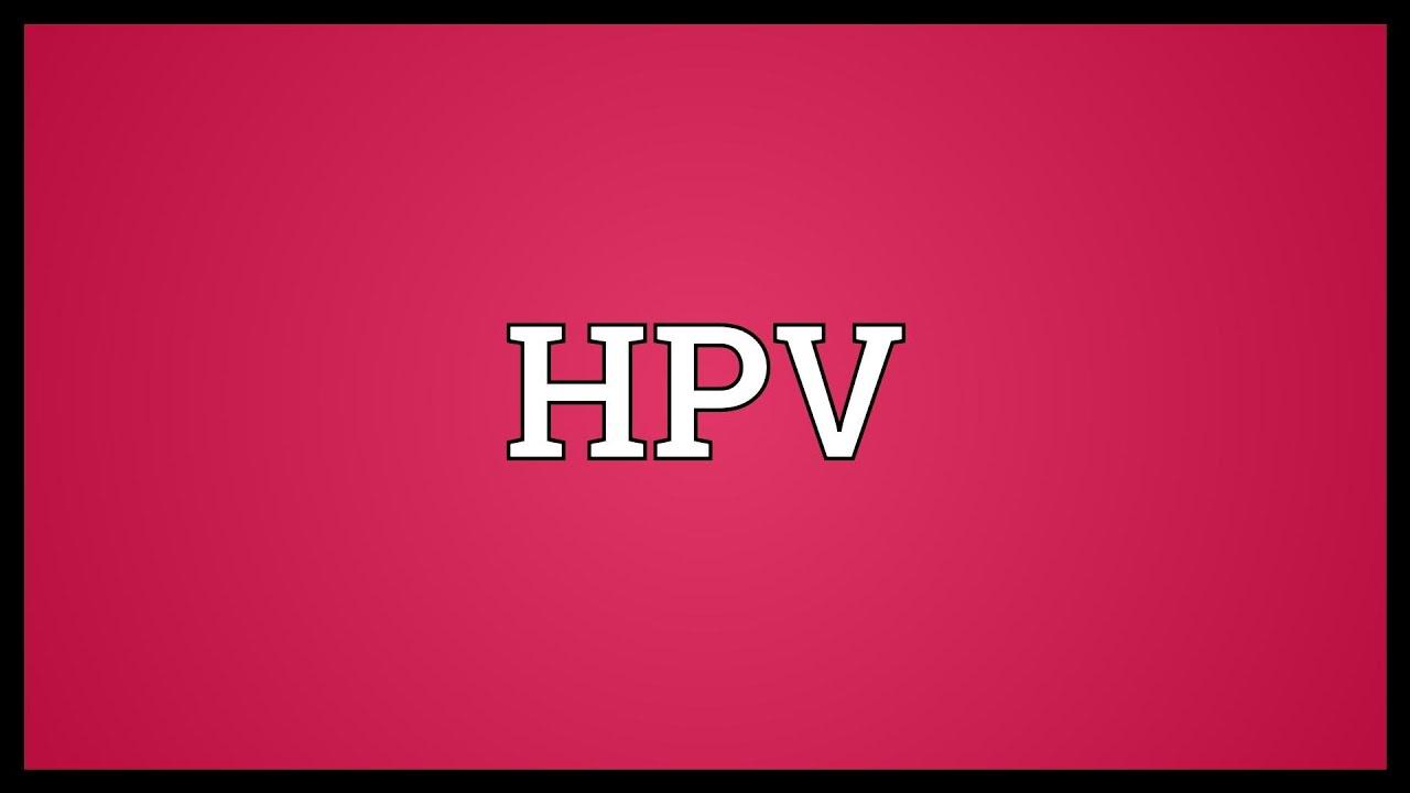hpv vaccine meaning in urdu)