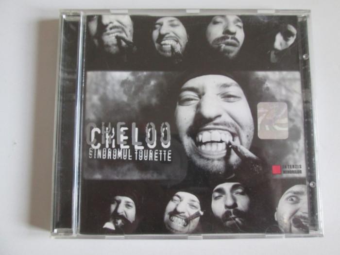 cheloo sindromul tourette album