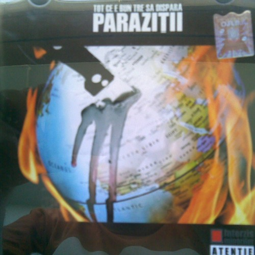 parazitii parol lyrics