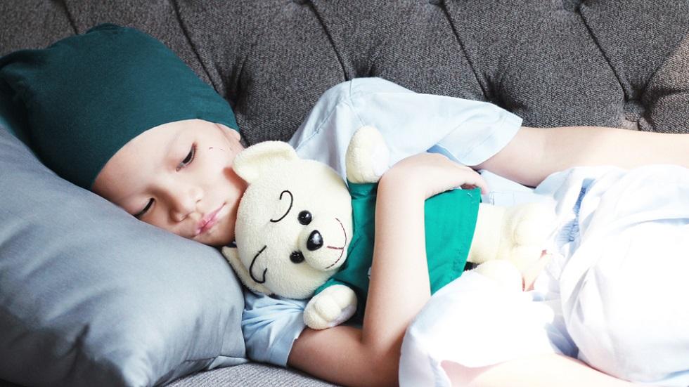 cancerul la copii)
