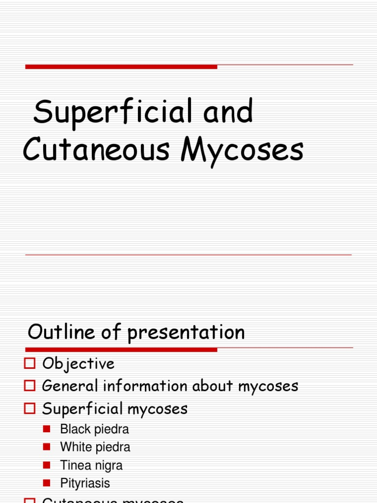papillomavirus mycoses