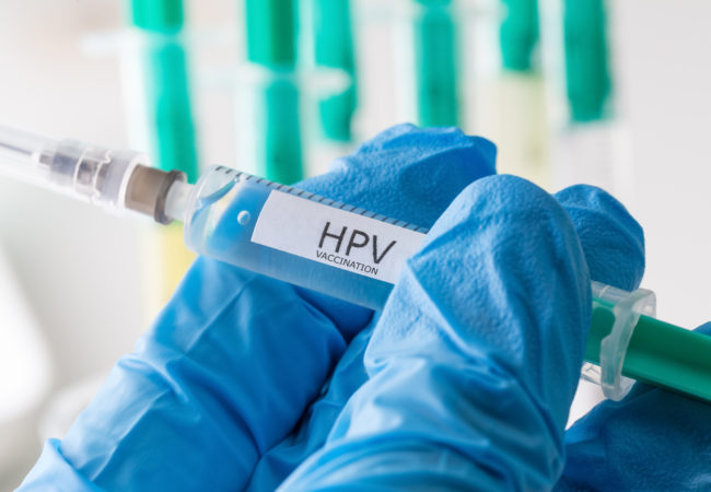 does hpv cause blood cancer)