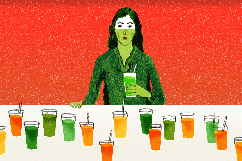 5 mituri de detoxifiere care va pot compromite sanatatea