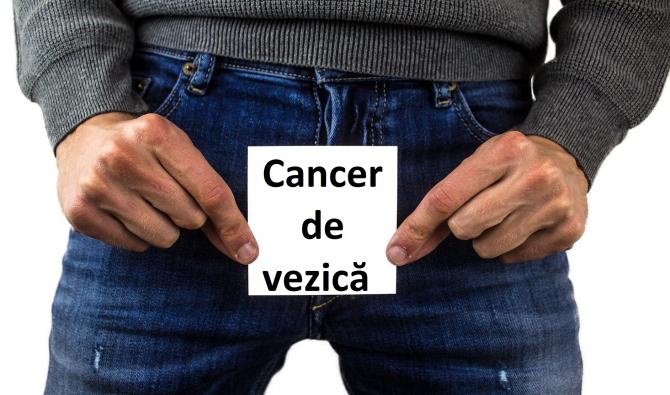 simptome cancer vezica urinara