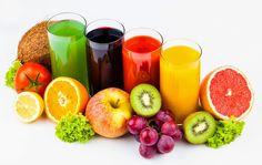 5 sucuri naturale care ajută la detoxifiere