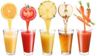 8 sucuri de detoxifiere