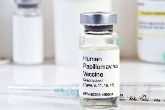 human papillomavirus vaccination males
