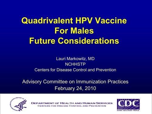 hpv vaccine quadrivalent