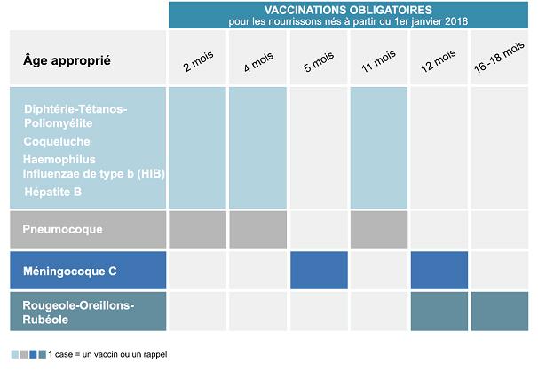 papillomavirus vaccin obligatoire)