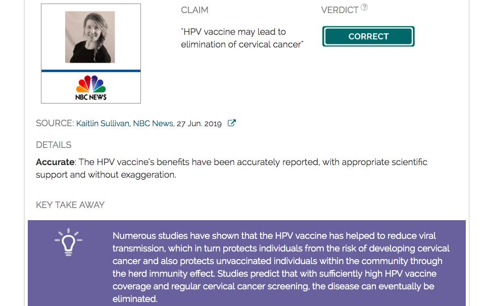 cervical cancer hpv vaccine viermi intestinali