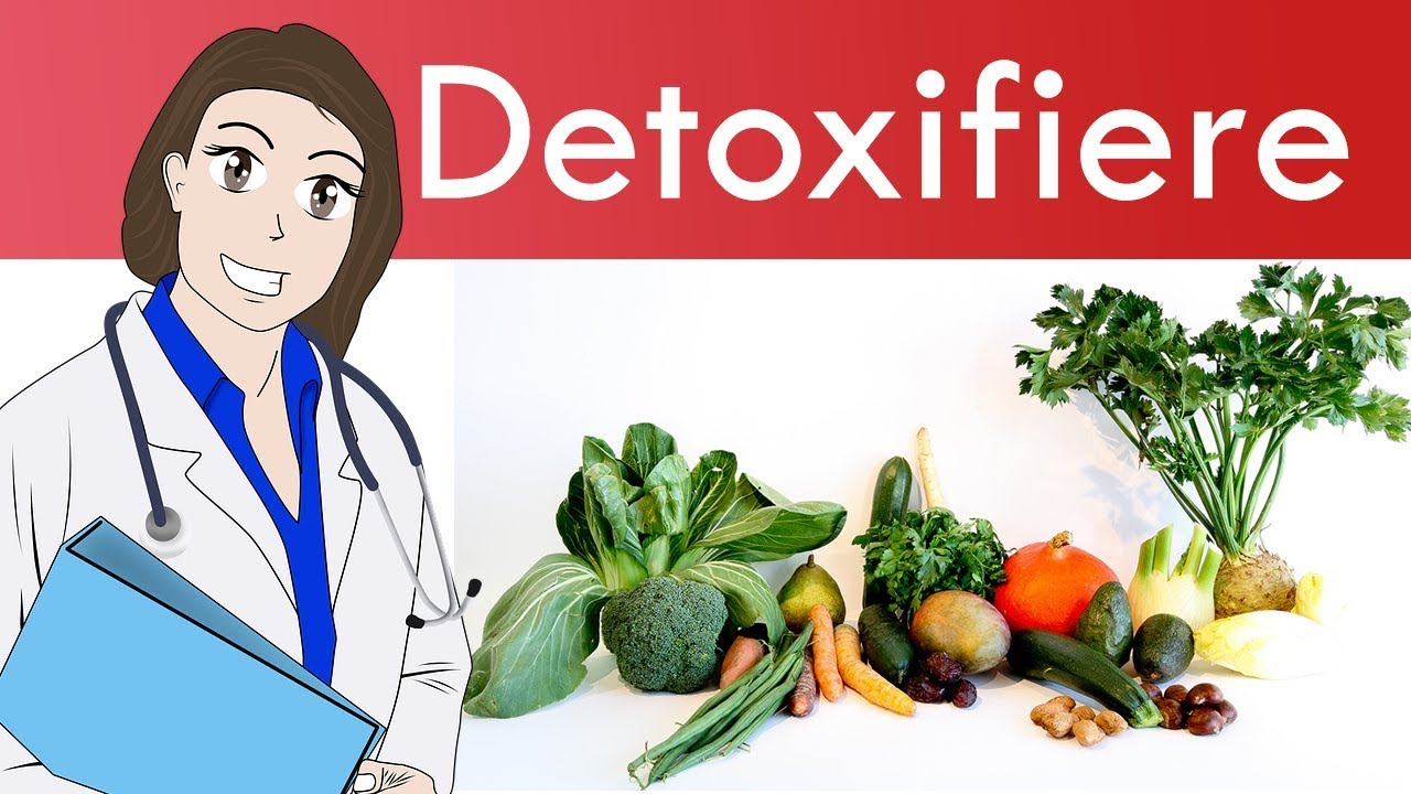 detoxifiere organism metode