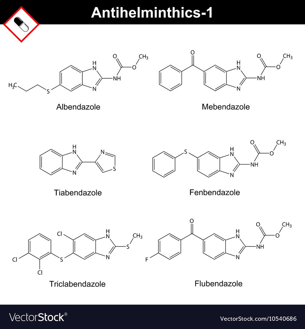 anthelmintic drugs)
