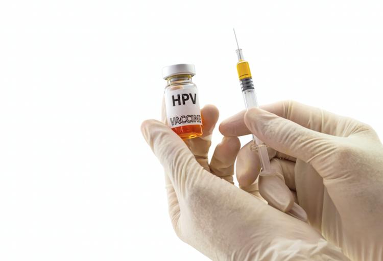 papillomavirus bouche et gorge)