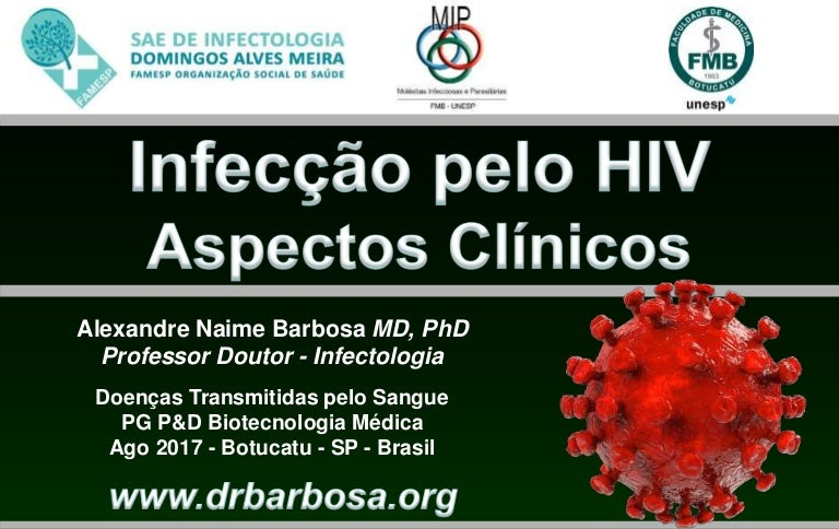 hiv and cancer ppt)