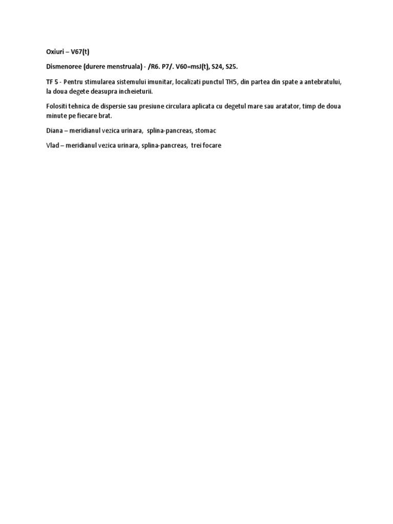Paraziți în urină: Tipuri și tratament