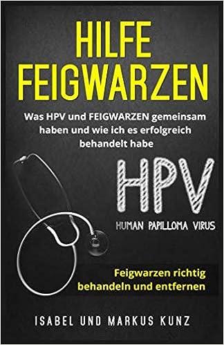 hpv viren entfernen