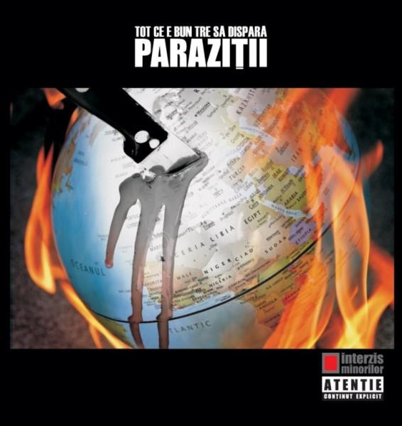 parazitii bagabontii album