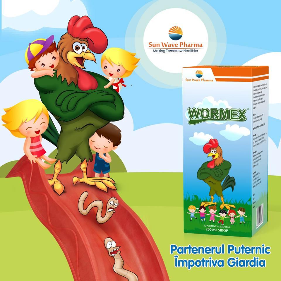 antihelmintice pentru copii