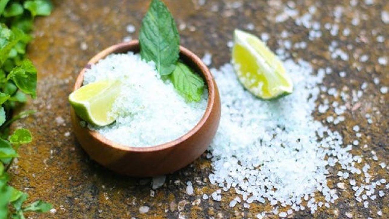 detoxifierea cu sare amara